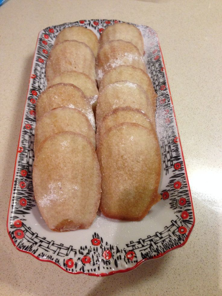 French Madelines