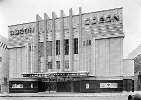 Odeon Cinema, West Street, Brighton, East Sussex [c. 1937].