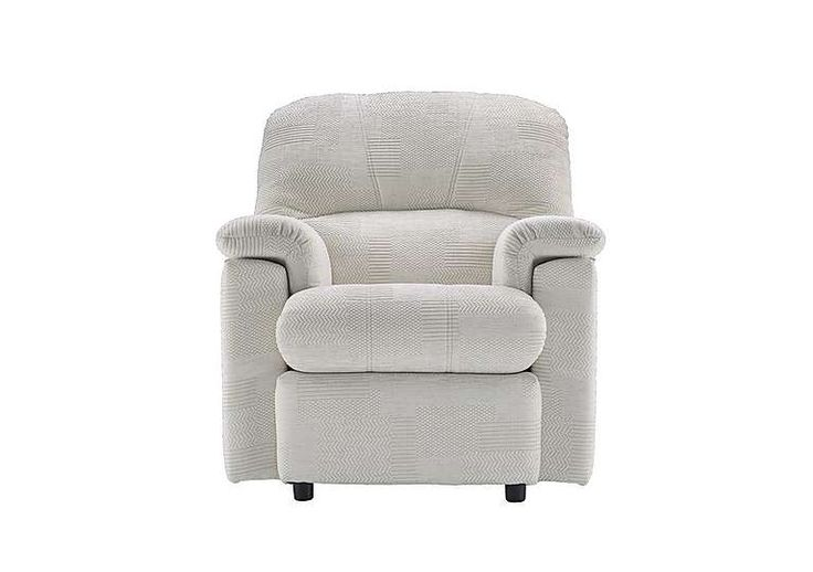 G Plan Chloe Small Fabric Armchair - Only One Left! Luxuriously comfortable fabric upholstered armchair from G Plan Deeply cushioned arms and backs with zip-on cushions High backed, with supportive inbuilt lumbar support ]]> http://www.MightGet.com/january-2017-11/g-plan-chloe-small-fabric-armchair--only-one-left!.asp