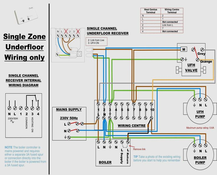 Wiring Diagram For Central Heating System S Plan  Diagram  Diagramtemplate  Diagramsample