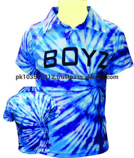 Custom Polo Shirts with Sublimation Printing/ High Quality Polo Shirts with Dye Sublimation printing