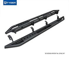 TYGER TG-AM2T20208 Star Armor Kit for 2007-2017 Toyota Tundra CrewMax | Textured Black | Side Step Rails | Nerf Bars | Running Boards | 2008 2009 2010 2011 2012 2013 2014 2015 2016. For product info go to: https://www.caraccessoriesonlinemarket.com/tyger-tg-am2t20208-star-armor-kit-for-2007-2017-toyota-tundra-crewmax-textured-black-side-step-rails-nerf-bars-running-boards-2008-2009-2010-2011-2012-2013-2014-2015-2016/
