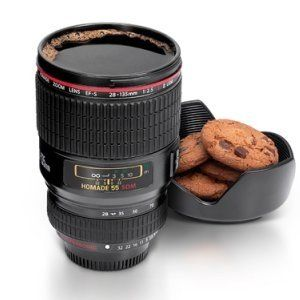 For all the photographic enthusiasts- this is the perfect mug for you.