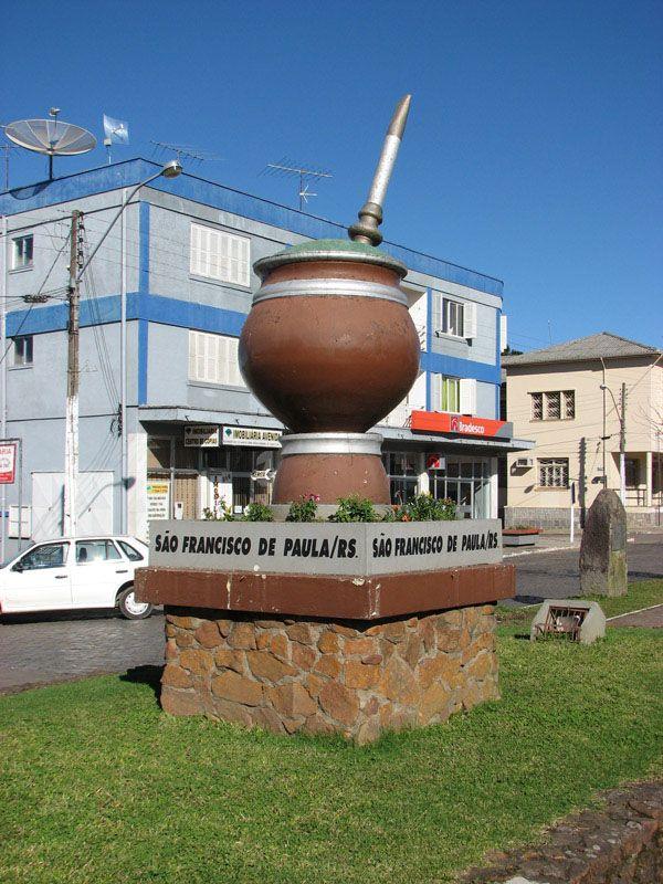 Cúia de Chimarrão - Sao Francisco de Paula, Rio Grande do Sul