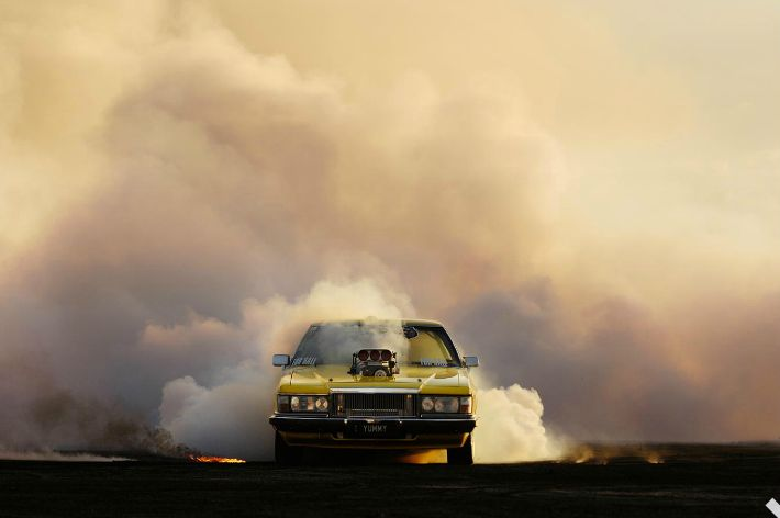 Australian Based Photographer Simon Davidson Is Known For Documenting  Various Aspects Of Car Cultureu2013from To Drag Racingu2013but His Most Recent Work  Focuses On ...