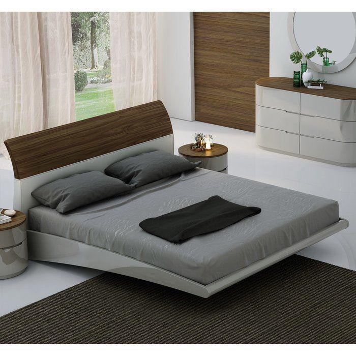 Amsterdam Platform Bed in 2018 furniture ideas Pinterest
