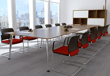 Conference and Visitor - Pegasus - Chairbiz - Designer Chairs and Tables