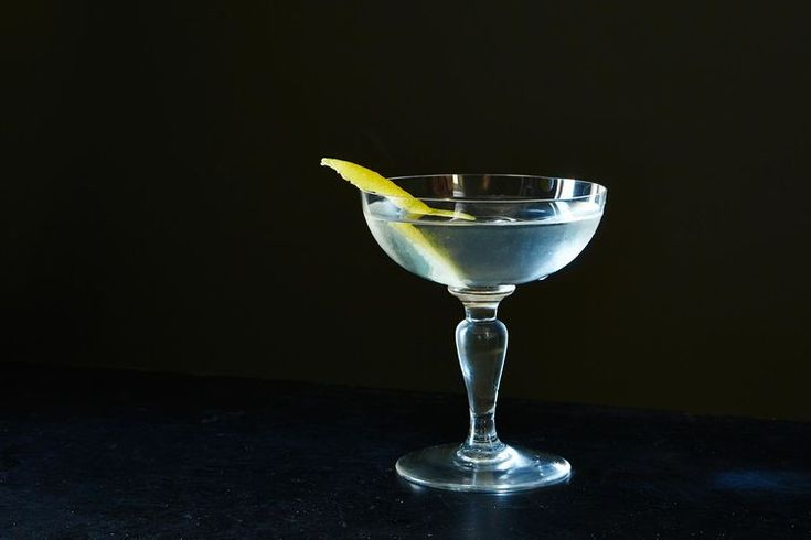 Vesper Martini      1 1/2 ounces Ketel One vodka     1/2 ounce Tanqueray gin     1/4 to 1/2 ounces Lillet Blanc     Lemon peel, for garnish      Add all ingredients to a mixing glass, add ice, and stir for 10 seconds. Strain into a coupe and garnish with a lemon peel.