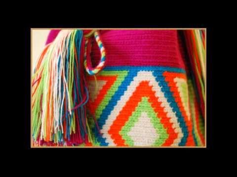 Wayuu Mochila Bags. - http://www.knittingstory.eu/wayuu-mochila-bags/