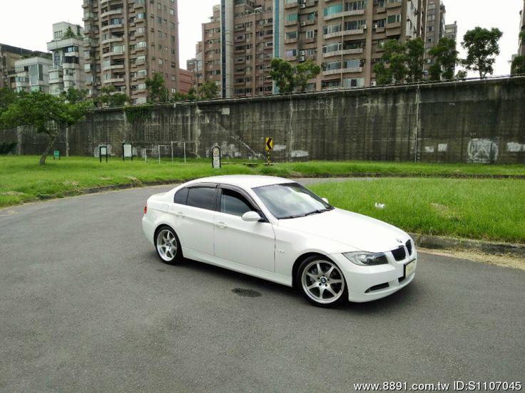 中古車-BMW中古車/寶馬中古車,323中古車/中古車,臺北市,2007年,安騰汽車 日規外匯323I 鋁圈避震器都已改裝 實跑7萬7-8891中古車網