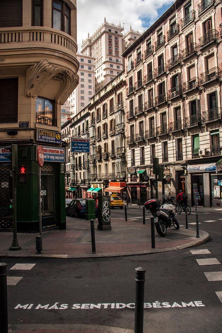 Madrid, te comería a versos