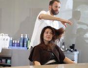 Zdecydowana zmiana fryzury wyszła Monice na dobre :)