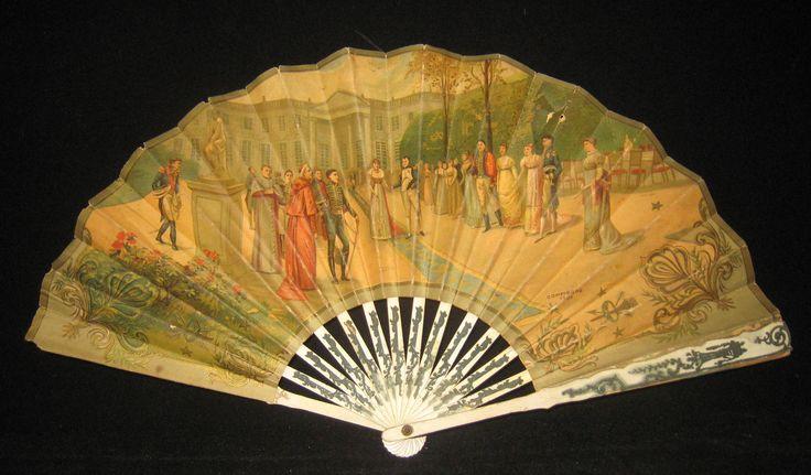 Tissue-Paper Fan Decorations