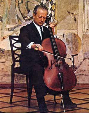 Pierre Fournier (June 24, 1906 – January 8, 1986), French cellist