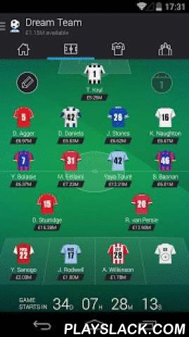 Fantasy Soccer  Android App - playslack.com , Build your ultimate soccer team and beat your buddies with the Yahoo Sports Fantasy Soccer app—the first real time, social fantasy soccer game.Top features:• Play major tournaments including EPL, La Liga, Bundesliga, Serie A or Ligue 1• Set up and manage your team seamlessly and effortlessly across devices and the web• Unlimited weekly transfers, putting your soccer knowledge to the test every week• Research with in-depth stats on every player in…