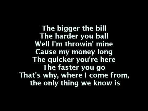 Wiz Khalifa - Work Hard Play Hard (Lyrics On Screen) My song by Wiz Khalifa!!! <3 oh sorry for the launguge.....HAHA