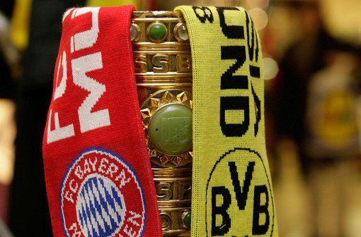 FC Bayern München : Borussia Dortmund