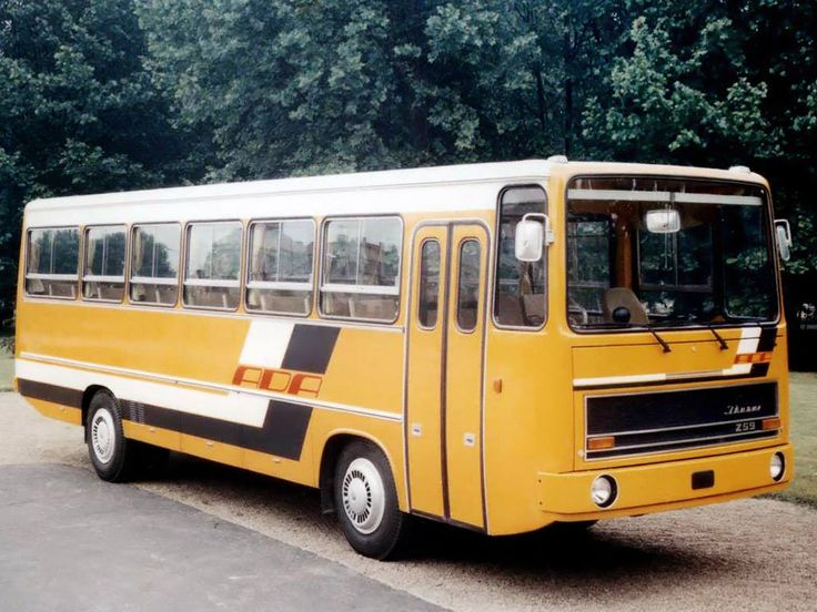 BUS Ikarus 259 K1 1976г.
