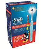 Braun Oral-B 610084 Family Pack PC500 plus Mickey DB10K