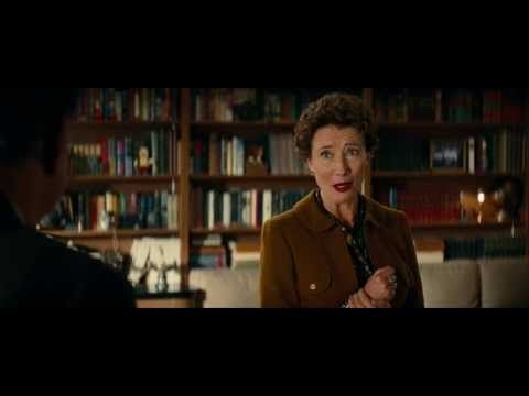 This holiday season, discover the magic of Saving Mr. Banks, starring Emma Thompson as P.L. Travers and Tom Hanks as Walt Disney. In Theaters December 20.