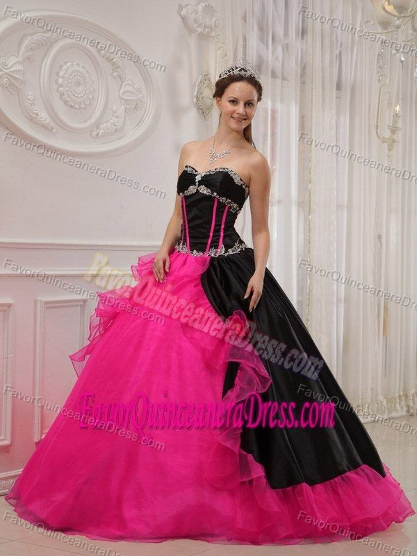 17 Best images about Hot pink and black dresses on Pinterest ...
