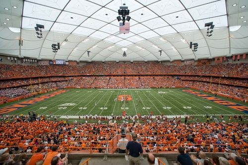 Carrier Dome- Syracuse University