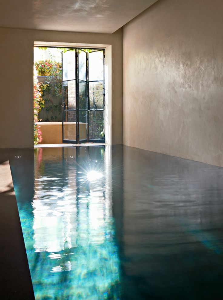 145 best images about architecture pool indoor on - Houses with swimming pools in london ...