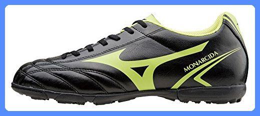 Mizuno Football Shoes Official 2015/2016 Monarcida AS P1GD152409 Black Lime Size 44 Size 10.5