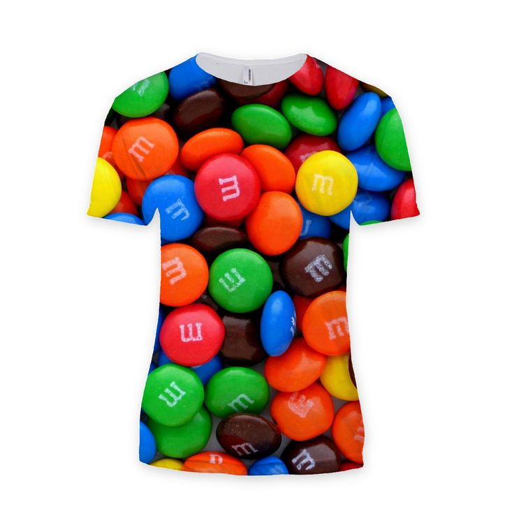 Marble Chocolate Sublimation T-Shirt