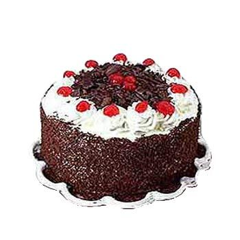 Black forrest cake..A guilty treat!!