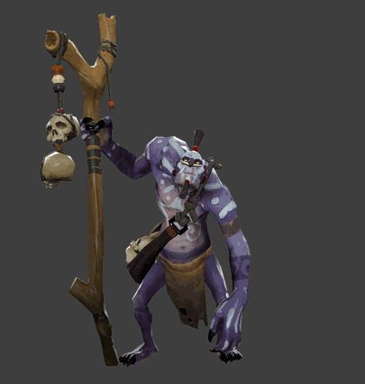 30 best dota 2 witch doctor images