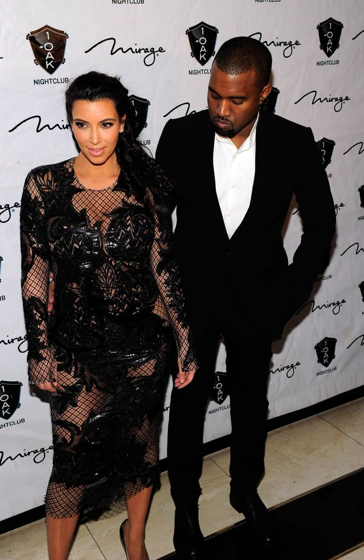 Pictures Kanye West Checking Out Kim Kardashian 28 Times Kanye West Only Had Eyes For Kim Kardashian Kim Kardashian And North Kanye West Kanye West And Kim
