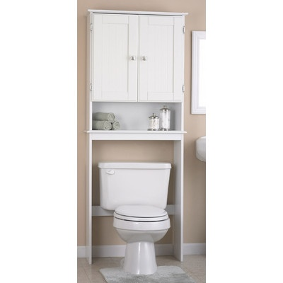 We don't have a medicine cabinet - just one drawer and s small shelf for the bathroom - 67.00