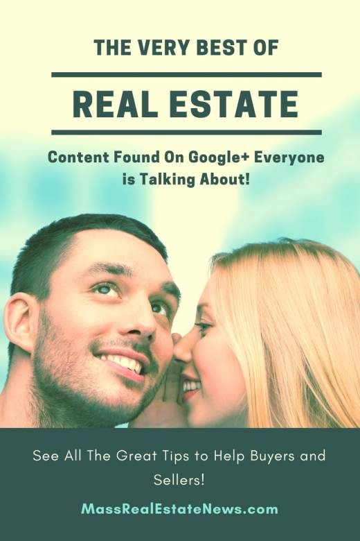 See the best Google+ Real Estate articles for May 2017 found in the social media giants real estate communities. Awesome tips for buyers and sellers! http://massrealestatenews.com/best-google-real-estate-may-2017/
