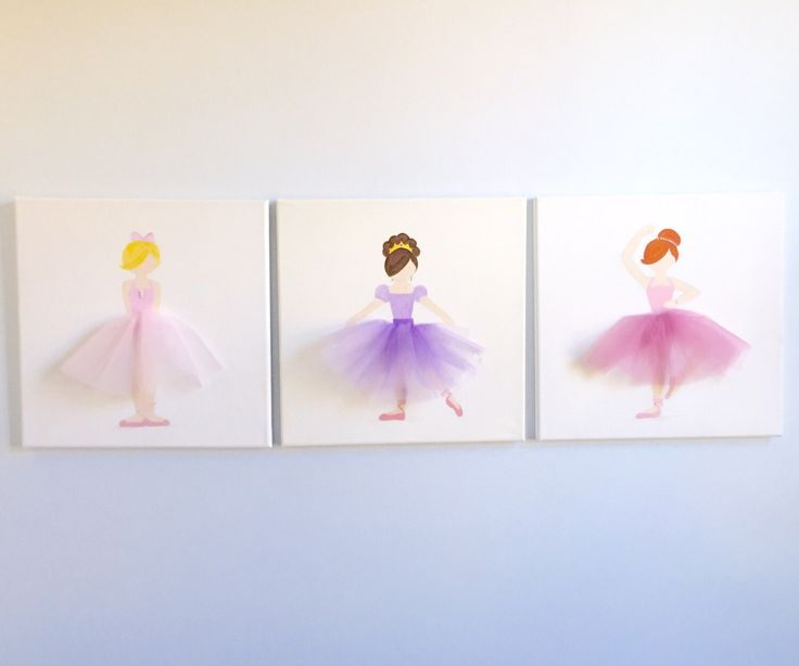 Princess Wall Art 24 best ballerina wall art images on pinterest | ballerina nursery