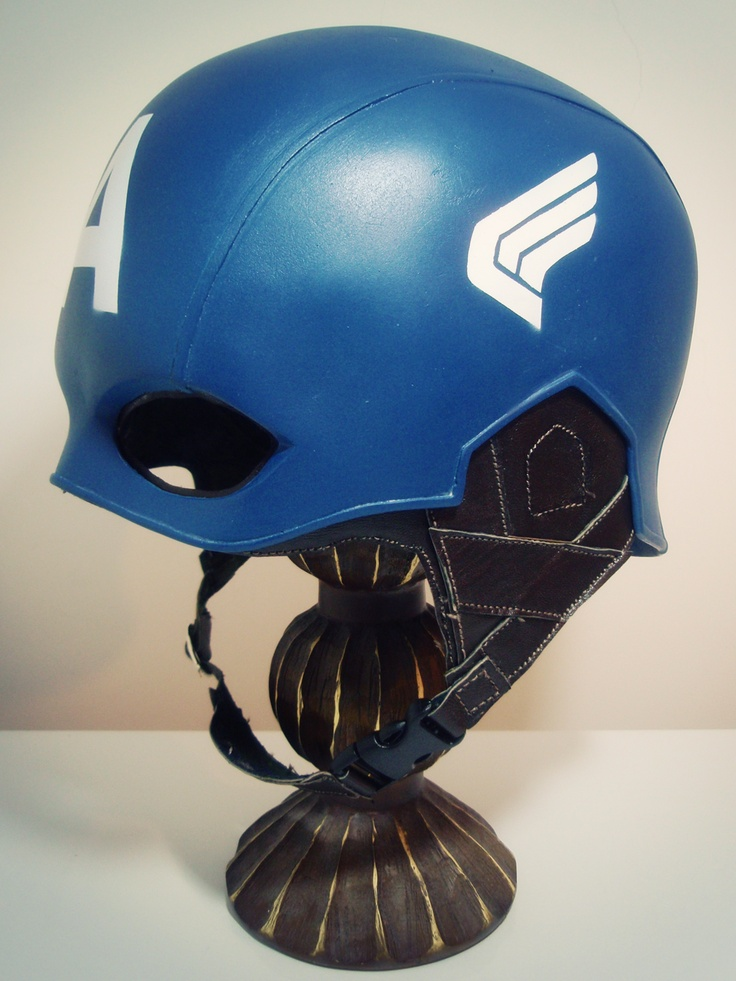 8 best pepakura future projects images on pinterest cosplay diy captain america helmet samantha miller pronofoot35fo Image collections