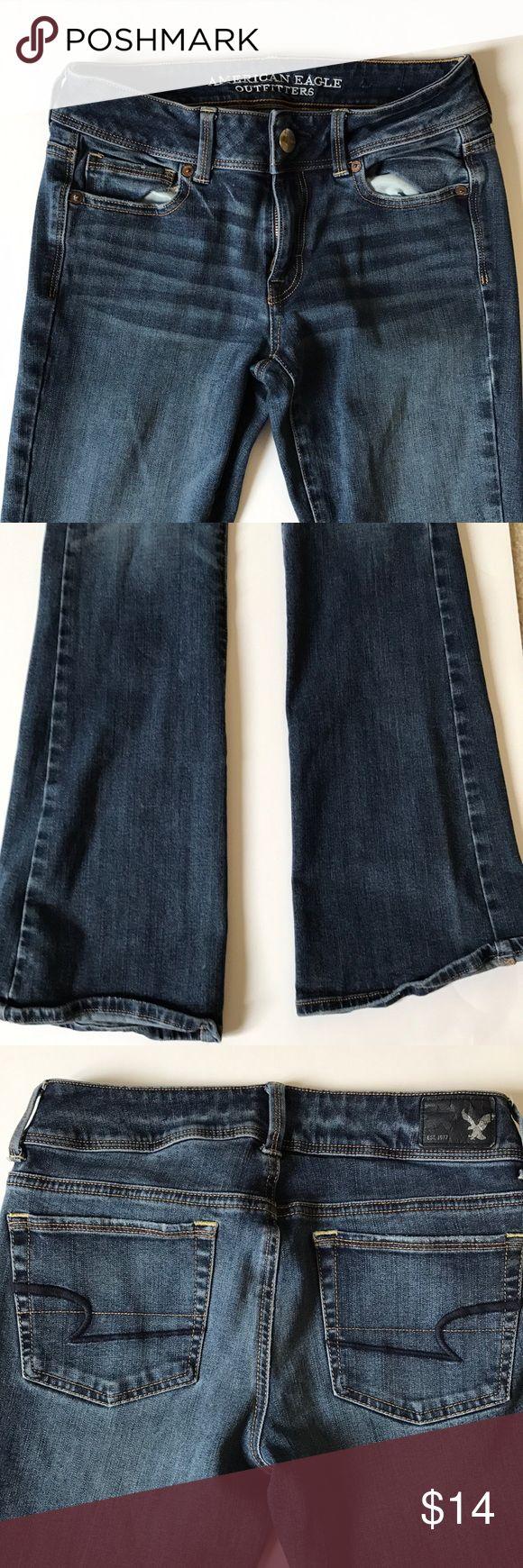 💕NWOT💕American Eagle Super Stretch Jeans Size 2 💕NWOT💕Bootcut Super Stretch American Eagle Jeans Size 2 American Eagle Outfitters Jeans Boot Cut