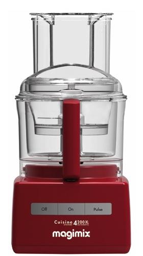 Magimix – Cuisine Système 4200 XL Red