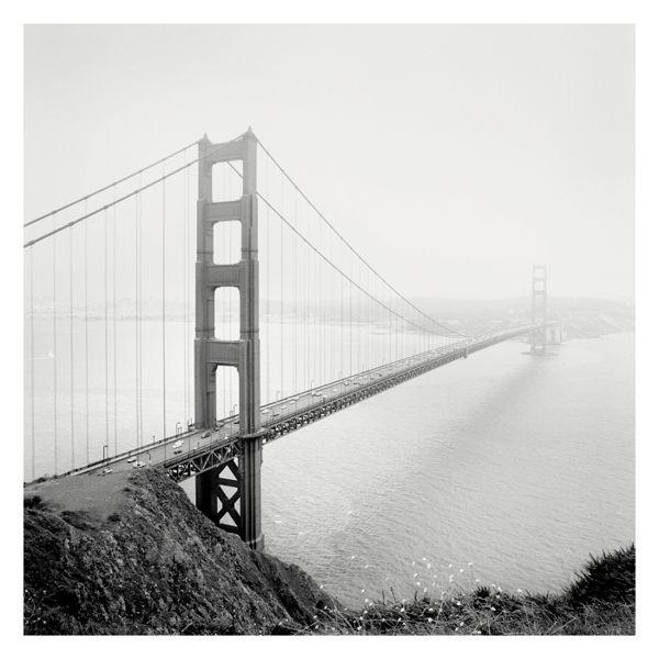 Interstate by Akos Major, via Behance #Noir #Blanc