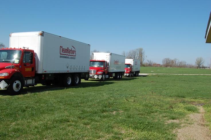 The Clean Harbors Caravan in Pettis County Missouri