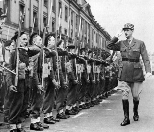 Charles de Gaulle – a summary