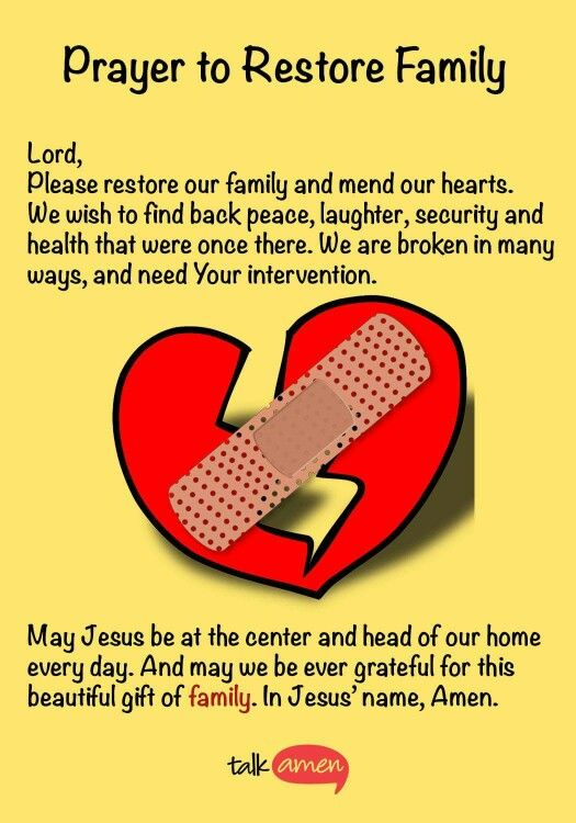 Prayer for the Roe family. We need restoration. So many don't get along with others. We are a family.                                                                                                                                                                                 More