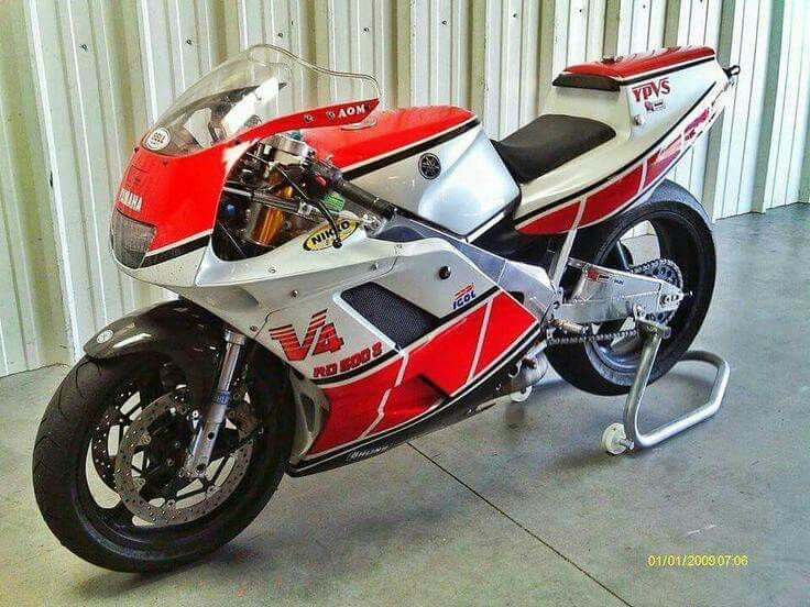 yamaha rz500 top speed