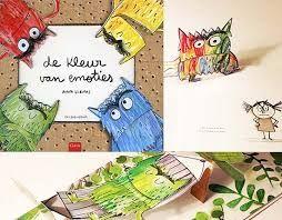 Afbeeldingsresultaat voor De kleur van emoties – Anna Llenas