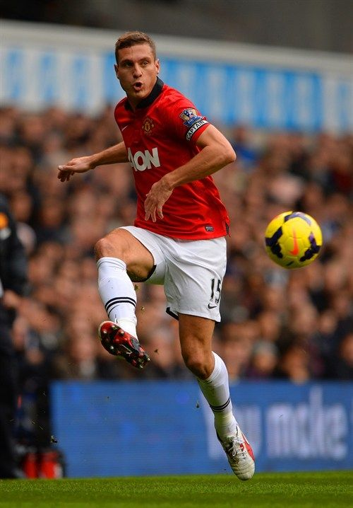 Nemanja Vidic returned vs Spurs