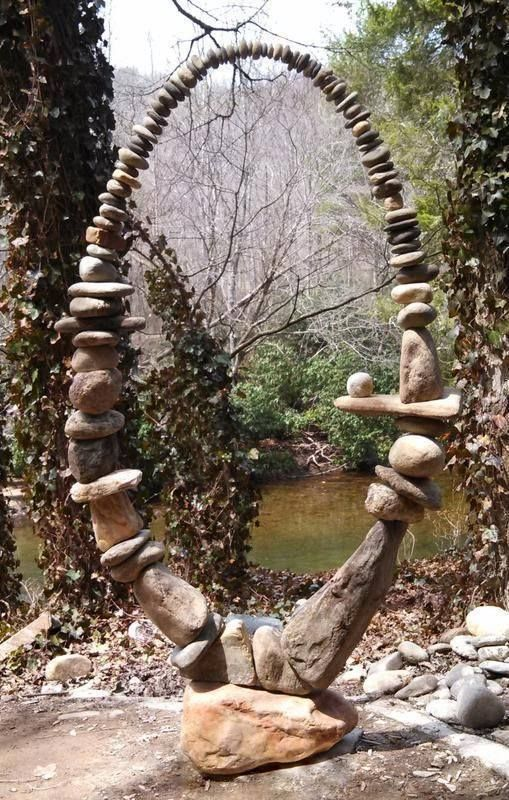 Эти камни познали Дзен