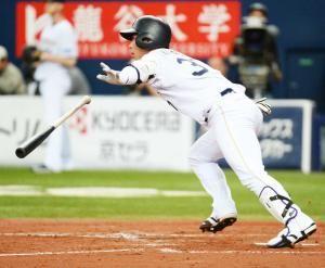 オリックス6連勝!若月初安打、下山コーチ助言感謝 - 野球 : 日刊スポーツ