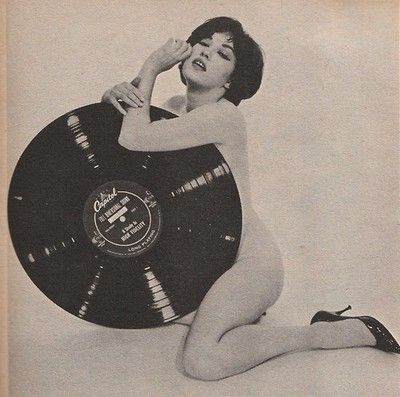 Girls Gone Vinyl - Vintage