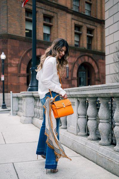 Orange+bag