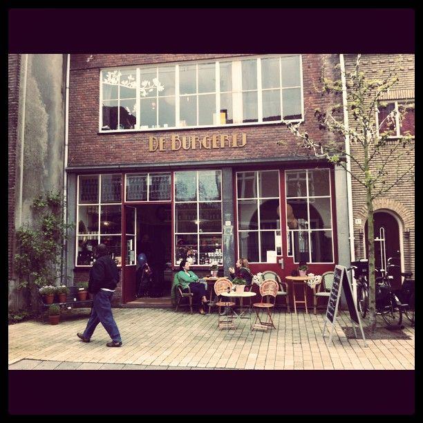De Burgerij, Tilburg The Netherlands #breakfast #lunch